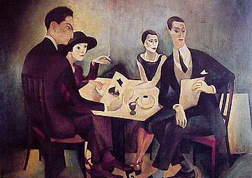 Almada Negreiros painting