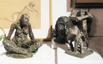 Aurelio Macchisculptures