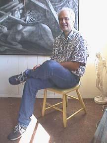 Artist Bill Murphy