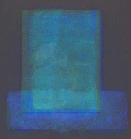 Winkler monoprint Prima Verde 18