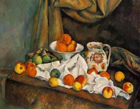Cezanne still life
