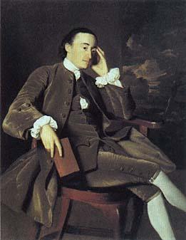 Copley portrait