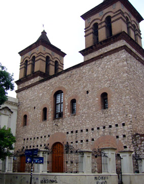 Cordoba church