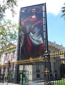 Ferreyra Palace Spilimbergo Poster
