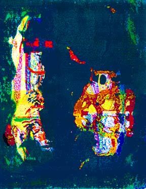 Diane Holland  print Palimpsestic Metanoia 3
