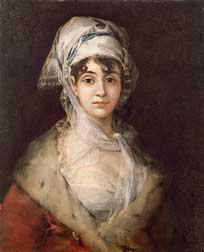 Goya Portrait