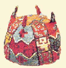 Tiwanaku Arica Hat