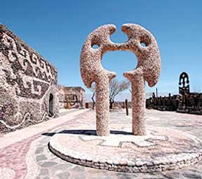 Hector Cruz Sculpture