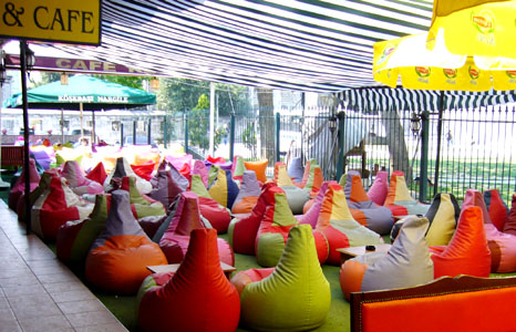 Nargile Cafe in Beyoglu Istanbul