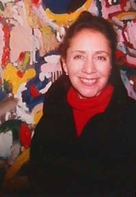 Lynne Frehm--Artist Photo