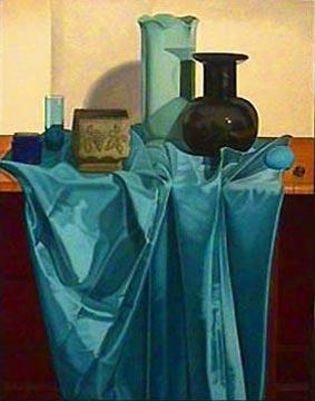 Laura Shechter still life painting