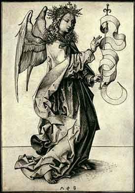 Schongauer print