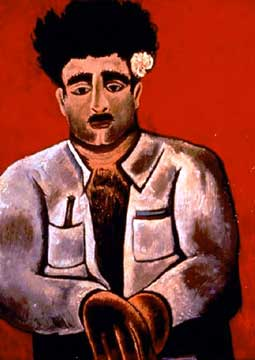 Marsden Hartley portrait Adelard Drowned Master of the Phantom