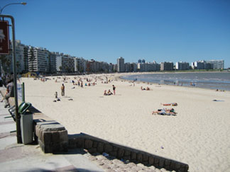 Montevideo Beach View