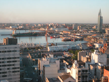 Montevideo Port