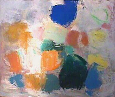 Nancy Van Deren painting Passage