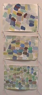 Nancy Van Deren  watercolor sequence