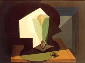 Emilio Pettoruti painting El timbre