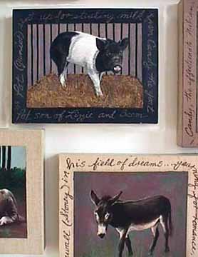 Patricia Hansen animal painting