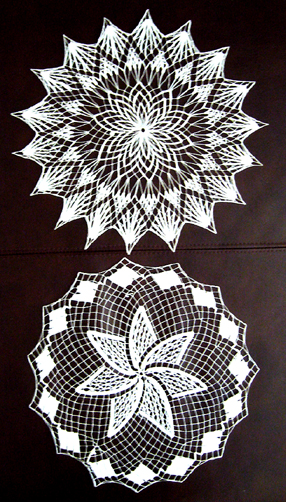 randa embroidery