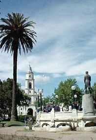 San Antonio de Areco Square