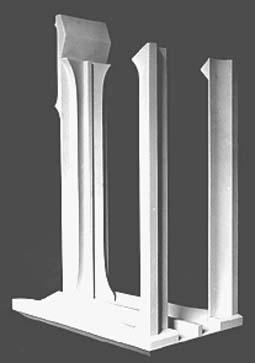 Serena Tallarigo white marble sculpture