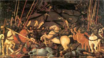 Paolo Uccello Battle of San Romano