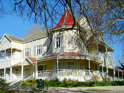 Villa Victoria Ocampo in Mar del Plata
