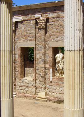 Roman Forum Merida