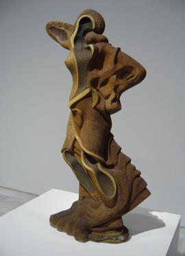 Reina Sofia Alberto Gesso Sculpture