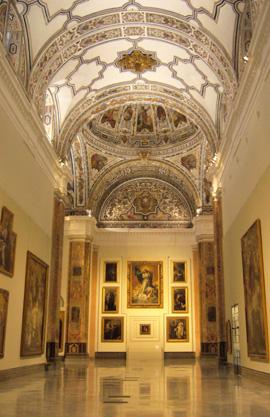 Seville Fine Arts Museum Chapel