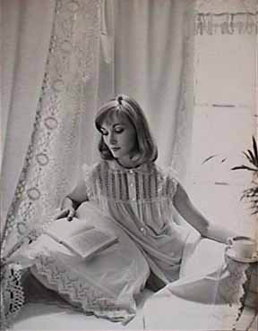 Evelyn Tripp fashion photograph Morning Coffee