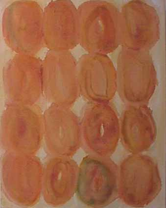 Nancy Van Deren painting Ripening