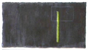 Todd Bellanca oil on paper Black 003