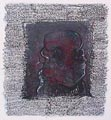 Catalina Chervin painting Untitled Face