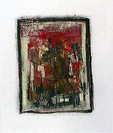 Catalina Chervin painting Untitled Hilos