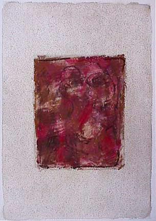 Catalina Chervin painting Untitled Pastel