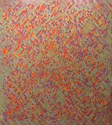 The Freake Limner abstract painting Jim Napierala