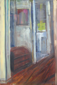 Kate Wattson interior Hallway No. 1