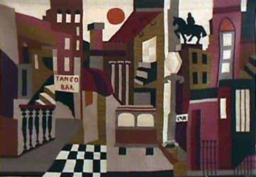 Montevideo Tapestry