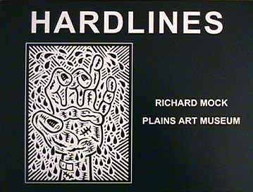 Richard Mock linocuts book Hardlines><P></TD>   </TR></Table>  <TABLE width=