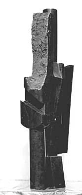Serena Tallarigo stone sculpture Narcissist