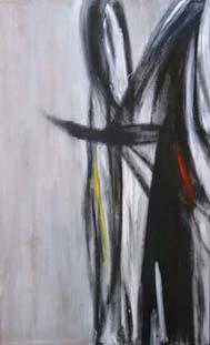 Todd Bellanca painting Still Love Dancing